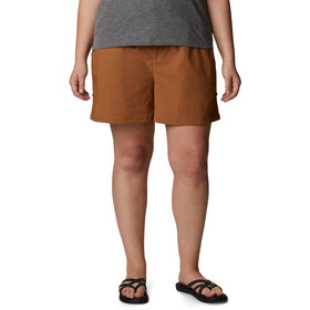 Columbia Firwood Camp II Shorts Women elk